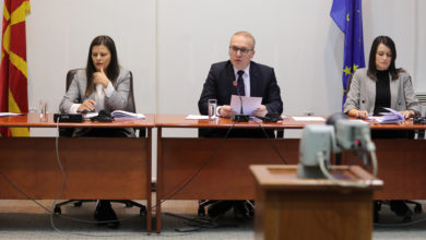 Photo of Session of parliamentary committees on foreign affairs