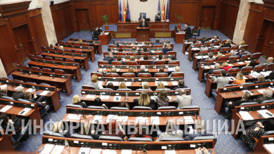 Photo of Parliament at a session passes the law on public prosecution