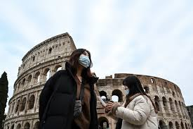 Photo of Italy reports 578 new virus deaths, but contagion keeps slowing