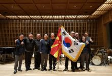 Photo of Trpcheski brings Makedonissimo to South Korea in three concerts