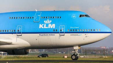 Photo of Coronavirus prompts Dutch airline KLM to announce austerity savings