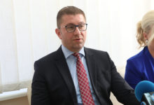 Photo of Mickoski: No reason for VMRO-DPMNE to continue to be in Parliament