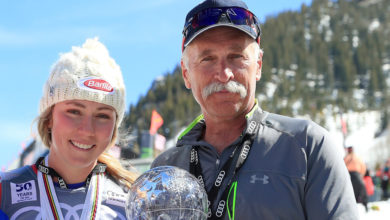Photo of Shiffrin World Cup return unknown after death of father