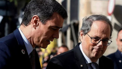 Photo of Madrid, Catalonia agree to talks after first meeting since 2018