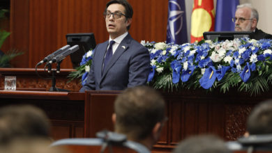 Photo of President Pendarovski to sign law ratifying North Atlantic Treaty