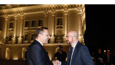 Photo of Spasovski urges EU to open accession talks before April election