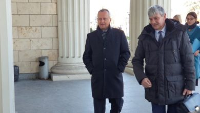 Photo of April 27 trial rescheduled for Feb. 26