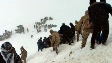 Photo of Two avalanches in eastern Turkey kill 31, several still missing