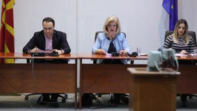 Photo of Legislative Committee holds session