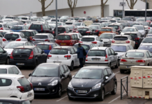 Photo of EU car sales down by 7.5 per cent in January
