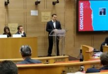 Photo of Ex-PM Tsipras advocates for North Macedonia's EU integration bid in Paris