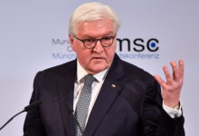 Photo of German president warns of 'darker times' at Munich conference
