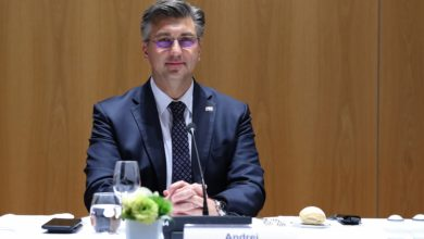 Photo of Plenkovic: Reviving European prospect for S-E Europe will be Croatian presidency's big legacy