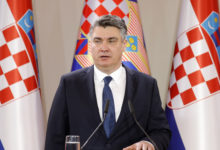 Photo of Official website of new Croatian president launched