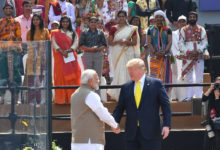 Photo of Trump pushes strategic alliance with India, announces defense deals