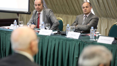 Photo of Conference: Linguistic rights of non-majority communities promoted