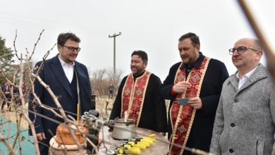 Photo of Vine pruning event celebrates St. Tryphon in Tikves region