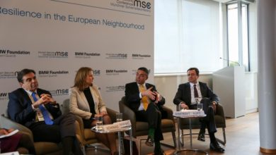 Photo of FM Dimitrov at MSC: EU's enlargement policy needs new powerful engine