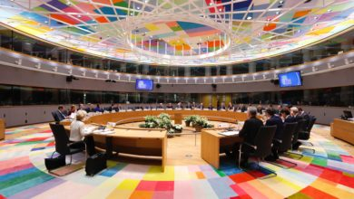 Photo of EU leaders show little hope of budget deal after all-night talks