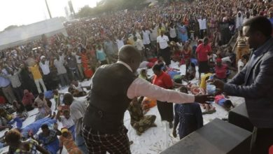 Photo of Stampede for holy oil at Tanzania church service kills 20
