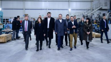 Photo of DURA company kicks off construction of two plants in Skopje 2 free zone