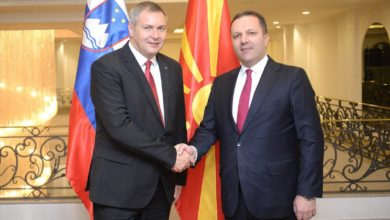Photo of Spasovski-Židan: North Macedonia's NATO membership huge victory, step forward in European integration process