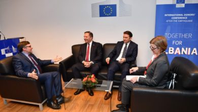 Photo of Palmer-Spasovski: Laws passed in Parliament bring country closer to positive EU decision