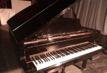 Photo of Emigrants from Kichevo gift seven concert pianos to hometown