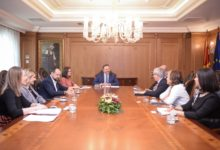 Photo of Spasovski-Deffaa: Country making progress, focus on implementation of reforms