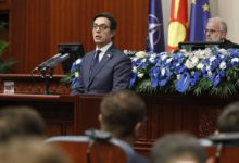 Photo of NATO membership both a privilege and a huge responsibility, says Pendarovski