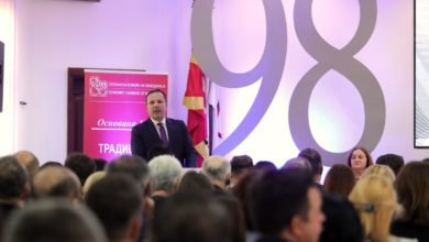 Photo of Spasovski: Government and business sector to create modern, digital economy of 21st century