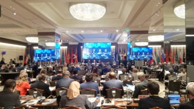 Photo of Parliament delegation attends PAM Plenary Session in Athens