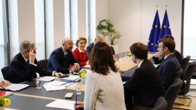Photo of EU's Michel breaks off summit: 'We need more time' for budget deal