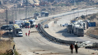 Photo of Monitor: Syrian government forces take control of strategic highway