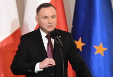 Photo of Polish president Duda tests positive for coronavirus, feels well