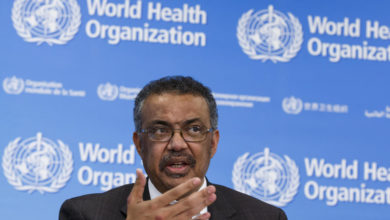 Photo of WHO chief: US had access to virus information 'from day one'