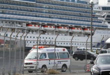 Photo of 99 more coronavirus cases confirmed on cruise ship in Japan