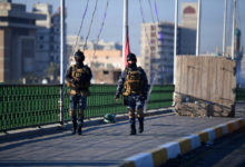 Photo of Rockets hit near US embassy in Iraq, no casualties reported