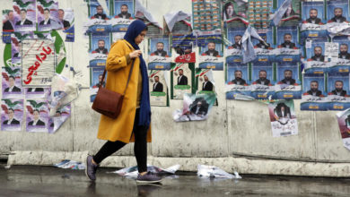 Photo of Iran elects new parliament in poll tainted by exclusion of reformers