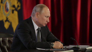 Photo of Russia's judiciary approves amendments to let Putin stay in power