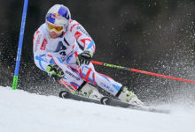 Photo of Croatian Zubcic tops giant slalom for first career win