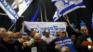 Photo of Netanyahu boasts of 'enormous victory' after Israel exit polls
