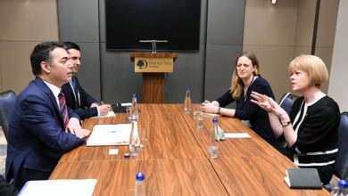 Photo of Dimitrov-Morton: Strong UK support for North Macedonia's EU prospects
