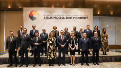 Photo of Joint statement of Ministers of Foreign Affairs of the Western Balkan Six