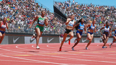 Photo of World track and field championships pushed back a year to 2022