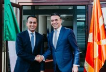 Photo of Strong North Macedonia-Italy friendship in times of adversity, says Dimitrov