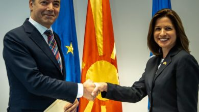 Photo of FM Dimitrov: Idea for safer, more prosperous country is now reality