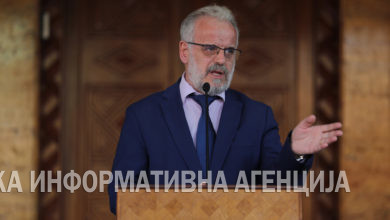 Photo of Xhaferi announces session for election of Parliament Speaker on Thursday