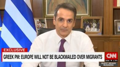 Photo of Greek Premier Mitsotakis: The EU-Turkey migration deal is dead