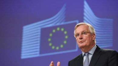 Photo of Brexit talks called off because of Covid-19, Michel Barnier says